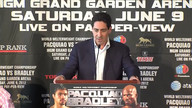 NY Full Press Conference: Pacquiao vs Bradley