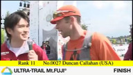 UTMF Rank 11 FINISH