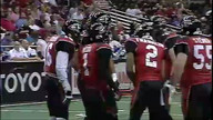 Tampa Bay Storm at Cleveland Gladiators