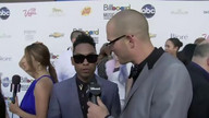 Live on the White Carpet at the 2012 Billboard Music Awards