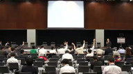 NAIIC/Jikocho Press conference after 16th Commission Mtg 2012/05/28