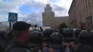 Moscova, Marșul milioanelor. Live video