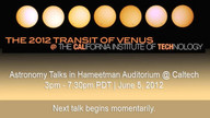 From Planet Transits to Exoplanet Transits - John Johnson, Caltech Astronomer