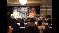 Manny Pacquiao - Timothy Bradley post press confer recorded live on 6/9/12 at 11:17 PM PDT