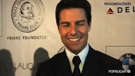 Tom Cruise shares why he looks so good