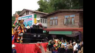ピーターコン祭り(ルーイ県ダンサイ村)2012
