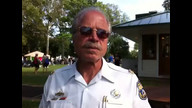 Capt Ray Lewis recorded live on 7/4/12 at 4:42 PM EDT