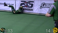 Sabercats vs Barnstormers
