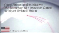 Young African Leaders Initiative: Q&A Discussion with Innovation Summit participant Limbikani Makani