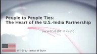 People to People Ties: The Heart of the U.S.-India Partnership
