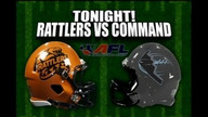 Kansas City Command at Arizona Rattlers (1/2)