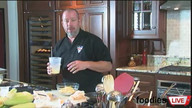 FoodiesLive featuring Chef Josh Hebert and Cooking with Corn