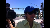 Freedom's Uncut Footage of @KNBC news interview Aug 28 #Anaheim