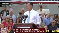 Full Speech: Romney Chooses Ryan