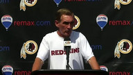 Redskins Live Training Camp Presser: 8/11