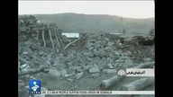 Devastating aftermath of Iran earthquakes