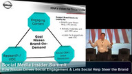 Keynote: How Nissan Drives Social Engagement and Lets Social Help Steer the Brand