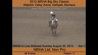 MRHA 2012 Big Sky Classic