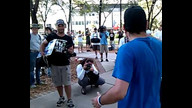 Ron Paul peace prevails prayer rally in Tampa (August 28, 2012)