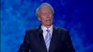 Clint Eastwood's speech with empty chair at RNC