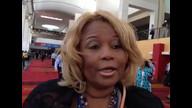 Convention Center Interviews DNC