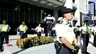 Scuffles as Hong Kong evicts Occupy protestors