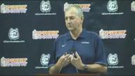 UConn coach Jim Calhoun retires