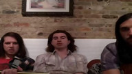 The Whigs - Enjoy The Company Q&A and Performance