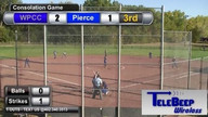 Mid State Softball Consolation Game - WPCC v. Pierce