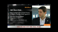Paul Ryan on Romney Tax Plan, Fiscal Policy, Obama