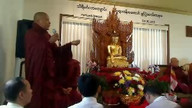 Sirimangala New Dhamma Hall Opening Ceremony (10.20.12)