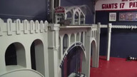 Giants Fan Builds $20K Stadium Replica