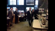 United Way kick off TD Securities EY 7 Trading Floor