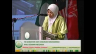 Rakaman Muktamar Penuh Tahunan Dewan Muslimat PAS Pusat ke-52 part 1 hari ke-2