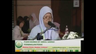 Rakaman Muktamar Penuh Tahunan Dewan Muslimat PAS Pusat ke-52 part 3 hari ke-2