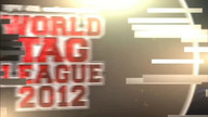WORLD TAG LEAGUE 2012