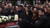 Inmormantare Roxana si Elias Saratoc