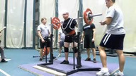 Powersurge III 3-lift Squat and Bench A+B