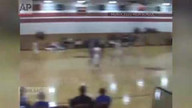 High school player makes full court shot
