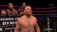 UFC 155 Free Fight: Cain Velasquez vs. Brock Lesnar