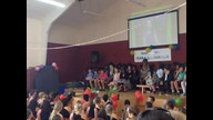 Russell Street School Assembly recorded live on 17/12/12 at 12:37 PM NZDT