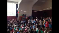 Russell Street School Assembly recorded live on 18/12/12 at 12:52 PM NZDT