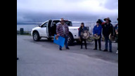 Opening and Blessing of the circle #IdleNoMore Powell River