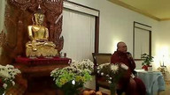 Way Lu Mying Taw Ya Sayadaw- For Min Khant's Birthday Dhamma Talk 1/12/13