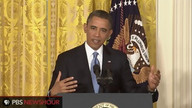Pres. Obama&#039;s last news conference of first term