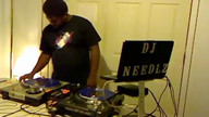 DJ NEEDLZ'S TURNTABLE RADIO