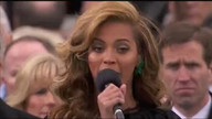 Beyonce's national anthem performance