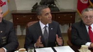 Obama: Gun debate 'elicits a lot of passion'