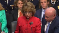 Giffords: 'Be bold' on gun control