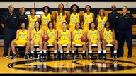 Bowie State U Womens Hoops Vs Elizabeth City State (Audio)